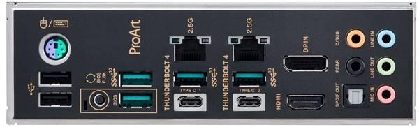华硕推出新款B550主板 让AMD用上了雷电4接口