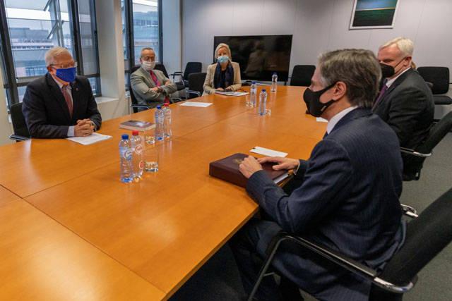 中欧投资协定搁置,RCEP生效在即。关键时期,美国能出何招?