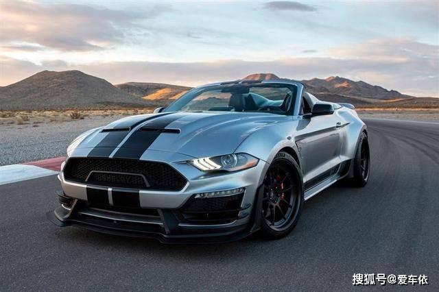 全球顶级跑车Super Snake,全球限定98辆,看看还是可以的