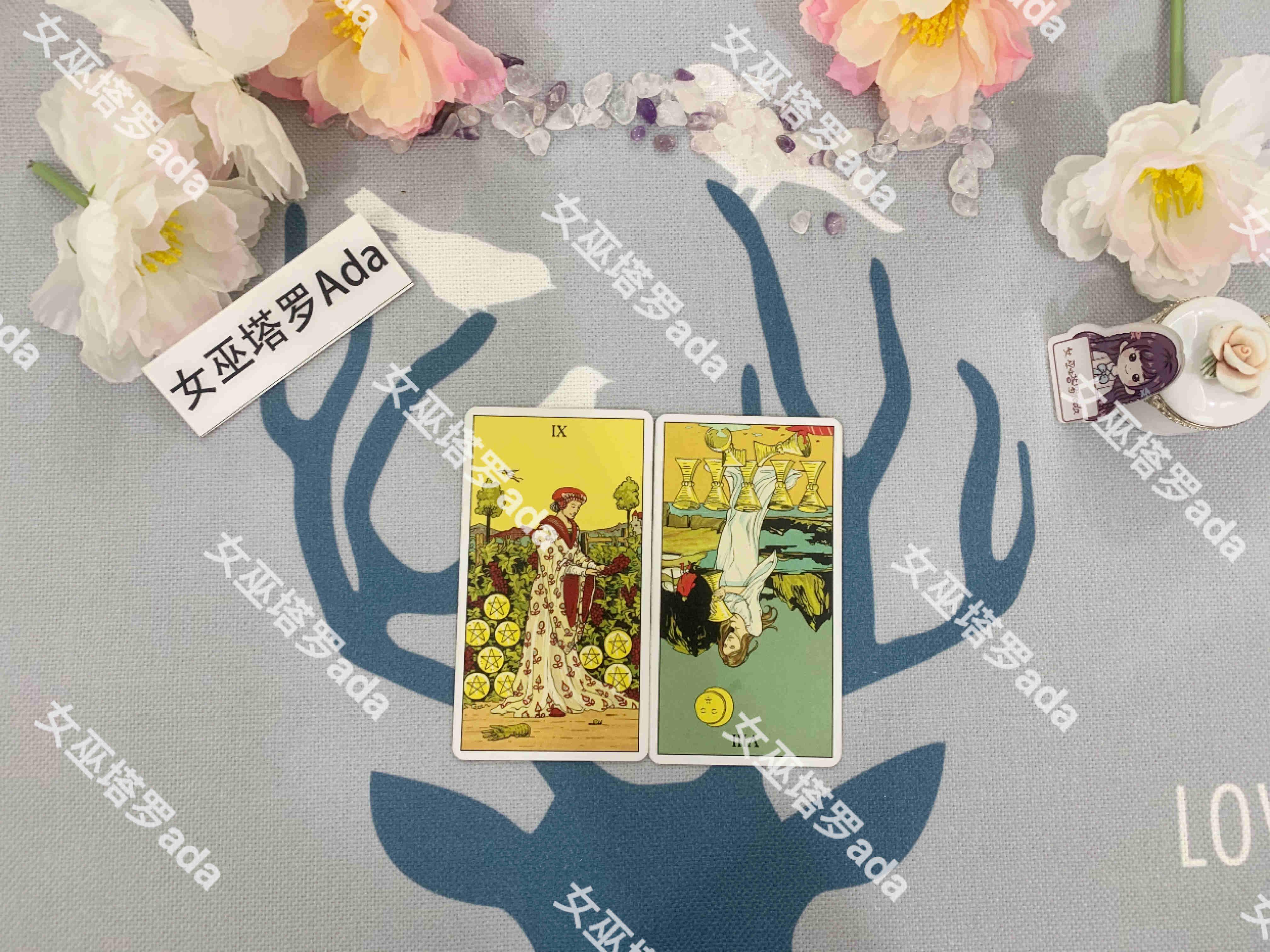 塔罗金牛座2021年4月运势:桃花朵朵开,渐渐抓不住对方的心