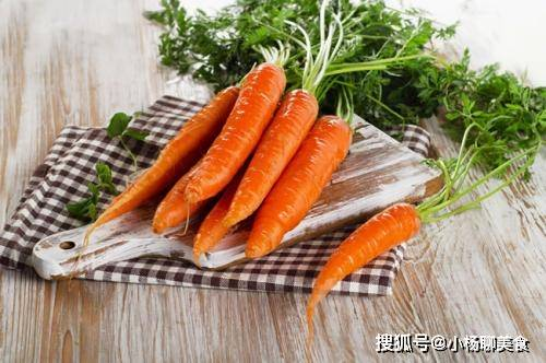 胡萝卜和它一起吃,简直就是在服毒,不要等到医院才后悔