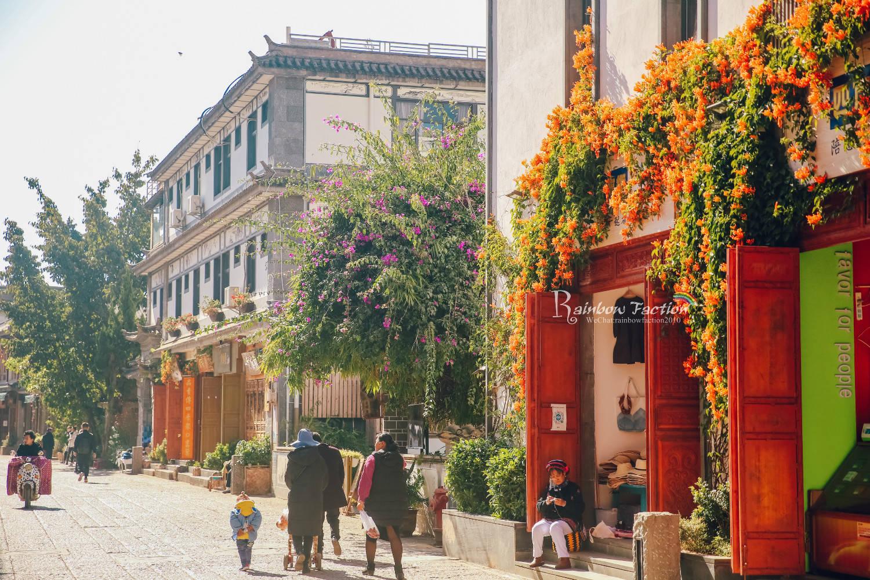 云南疫情爆发,距离瑞丽四百公里的大理双廊古镇可以放心旅行