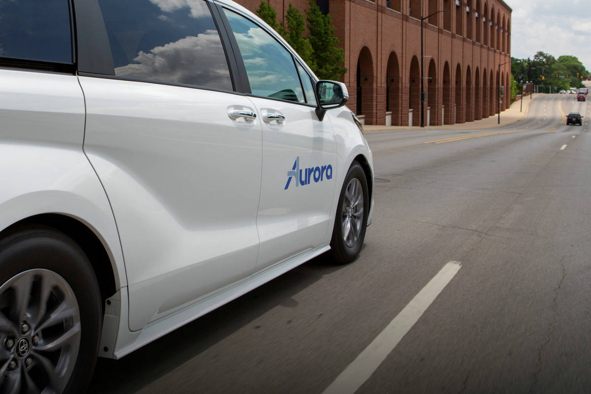 加速生长,沃尔沃和Aurora将为北美开辟自动驾驶