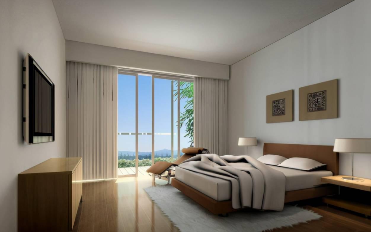 越来越多人卧室不买床了,他们更喜欢这样设计,省钱实用又不占地