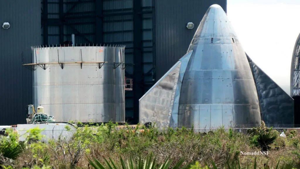星际飞船迎来重大升级!寄托马斯克的希望,发射塔也在加紧建造  第3张