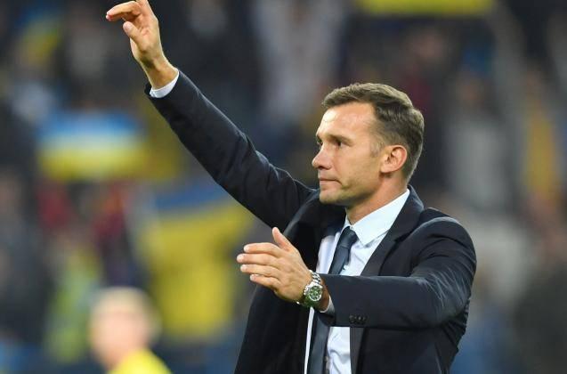 罗纳尔多看好乌克兰队在欧洲杯取得佳绩,舍甫琴科的战术思路新颖