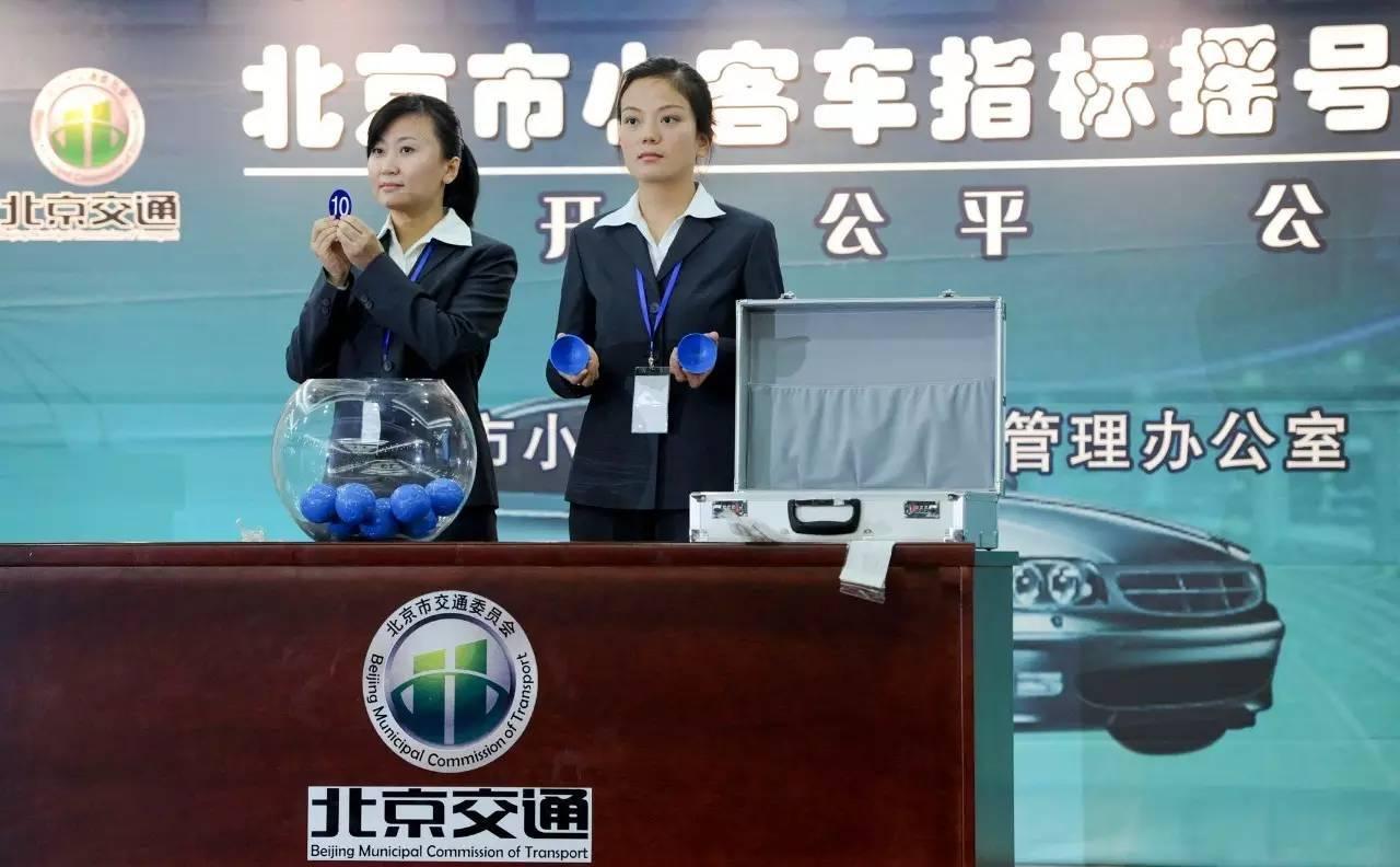 提醒!北京上半年小客车指标申请审核结果4月9日可查