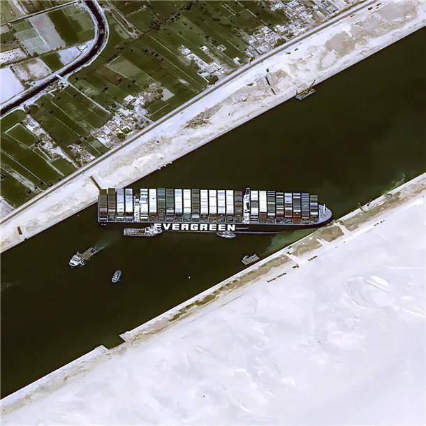 """油价""""九连涨""""之后终于降了,因为苏伊士运河恢复通航了?  第17张"""
