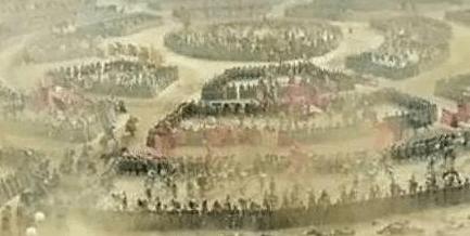 诸葛亮的八阵图有多神奇?为什么能困住陆逊和司马懿的十万雄兵  第8张