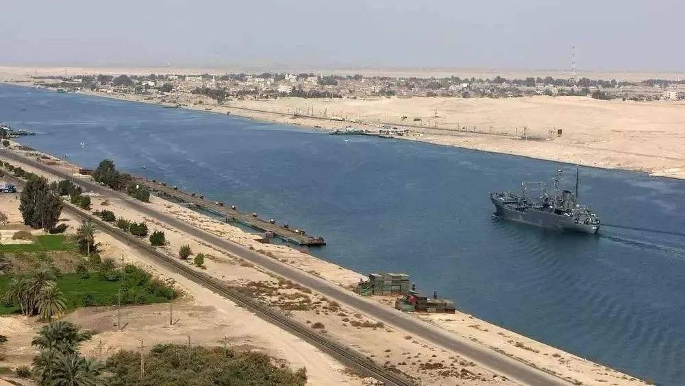 """油价""""九连涨""""之后终于降了,因为苏伊士运河恢复通航了?  第7张"""