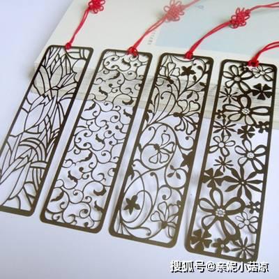 十二星座专属的古风书签,狮子座像个簪子,天秤座是魔法羽毛!  第3张