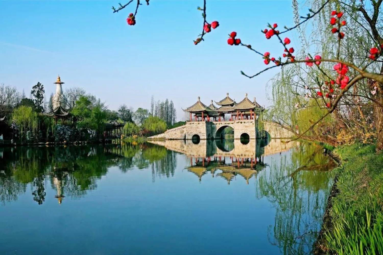 原创             扬州最美的时候已经来到,打卡扬州这3处景点不要错过