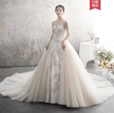 心理测试:四套婚纱,你最喜欢哪套?测你在婆家会有多高的地位?