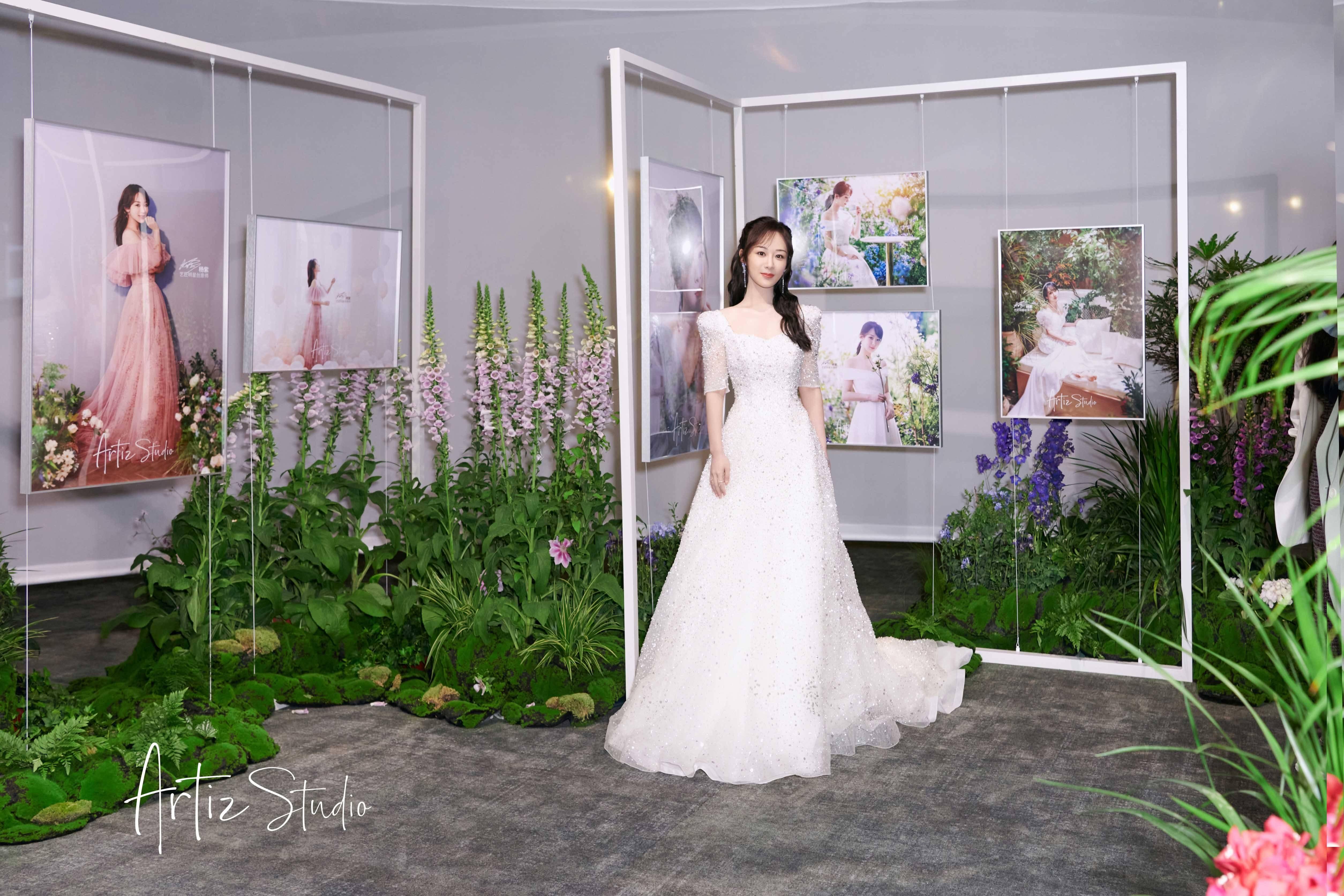 艺术赋能影像 韩国艺匠之杨紫光影艺术展高光C位
