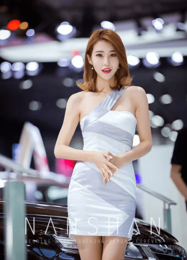 4月30日-5月5日,全国漂亮小姐姐齐聚天津五一国际车展,你还在等什么?(图6)