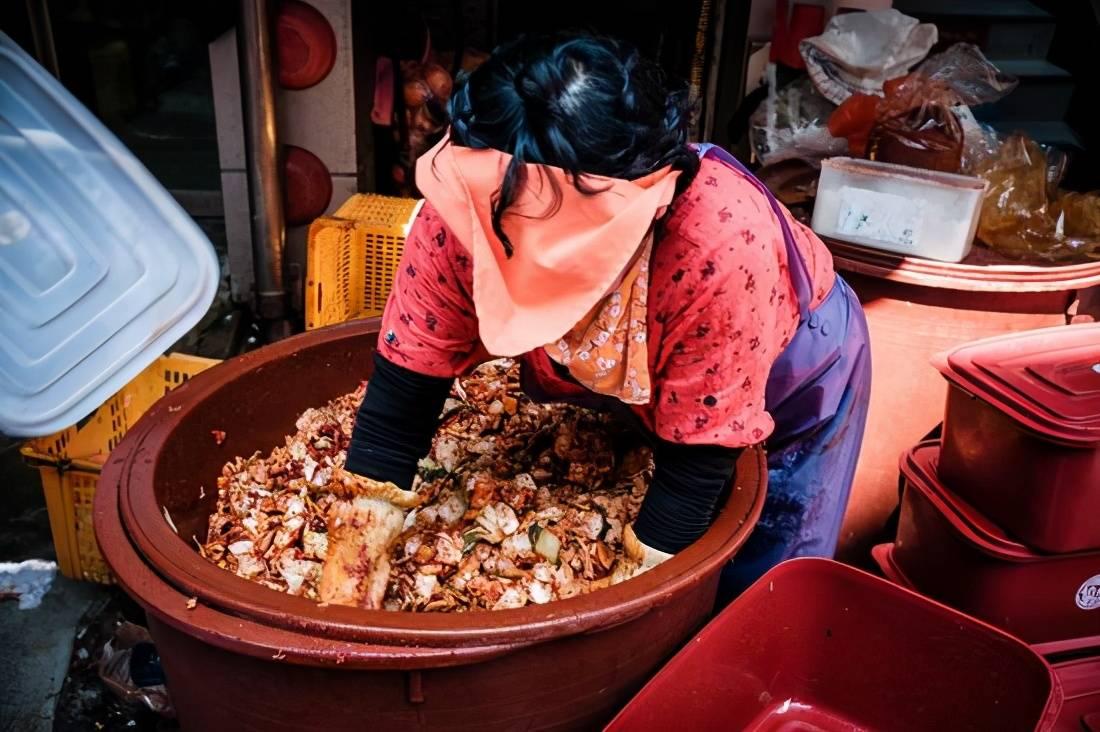 韩国一季度以每吨567美元从中国进口6.79万吨泡菜!每吨出口价却高达4165美元