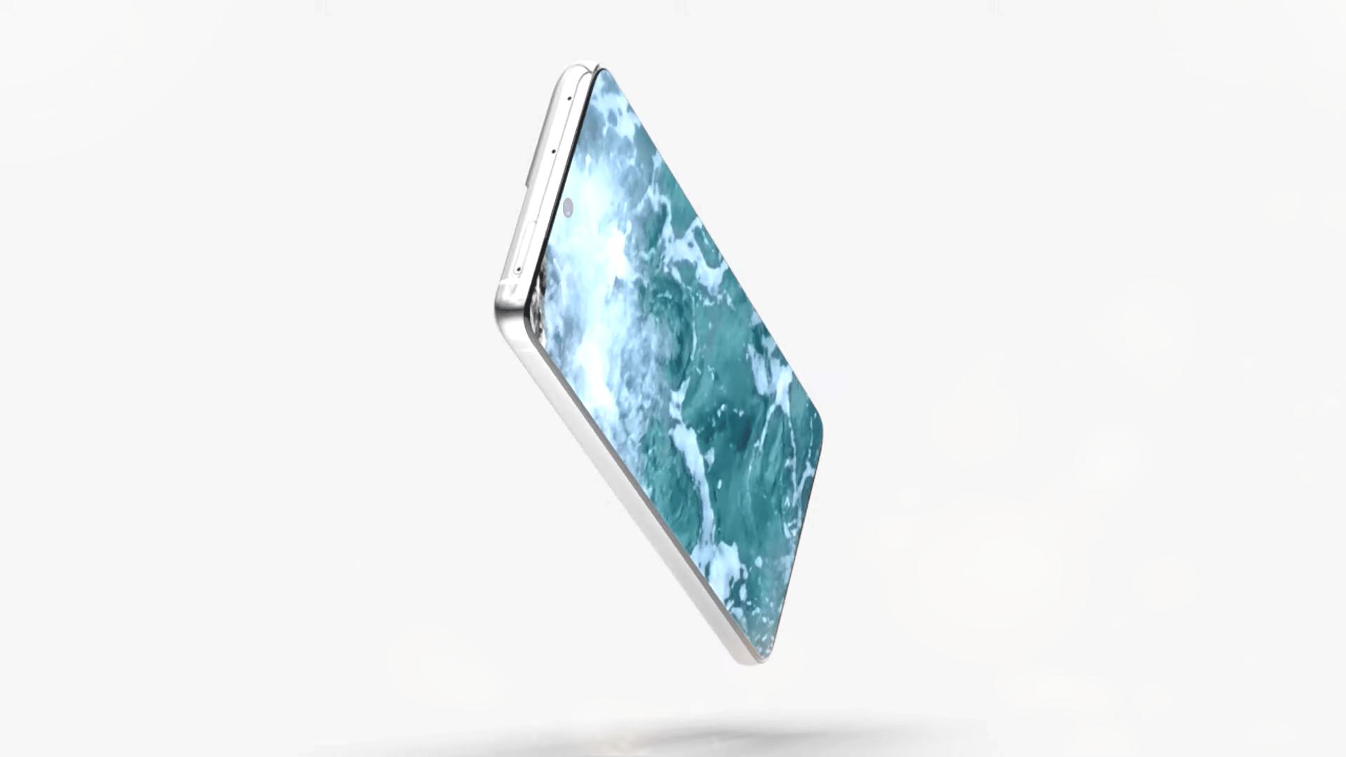 原创             三星S22曝光:2K护目屏+骁龙895+直屏设计 感觉不用等iPhone13了