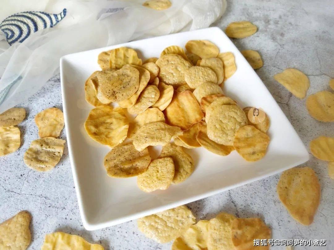 不消面粉也能做饼干,欧冠买球网站山药蛋黄酥饼,营养又健