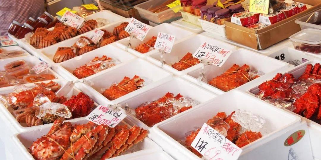札幌二条海鲜市场,札幌市民的后厨房