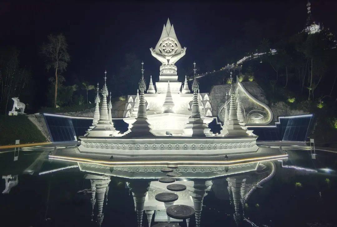 五一暂时去不了泰国,那么去芒市也是个不错的选择