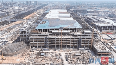 480亿元,厦门天马G6柔性AMOLED项目估量月尾主厂房全面布局封顶