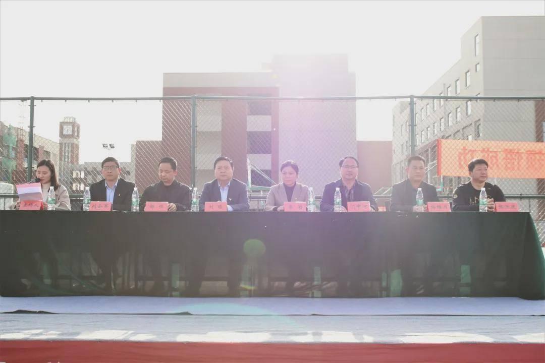 """华中师大息县附中""""息高杯2020级体育比赛活动周""""圆满结束"""