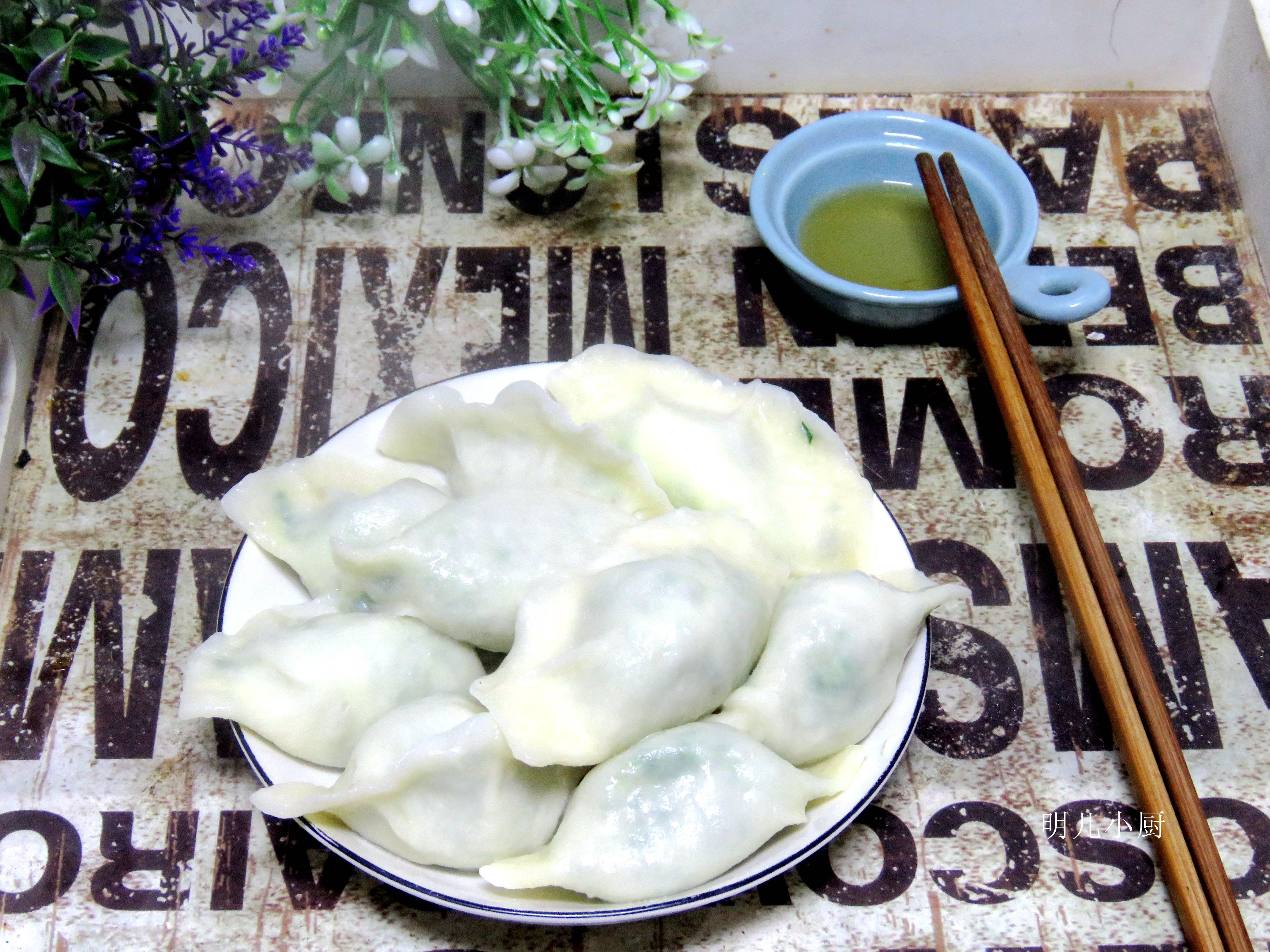 初夏就吃这馅饺子,过些天这菜就不好吃了,鲜香多汁家人爱吃