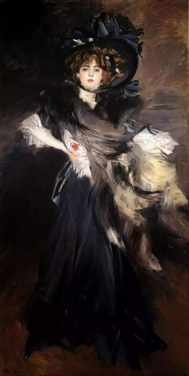 传说中的19世纪油画高手作品,各种的美