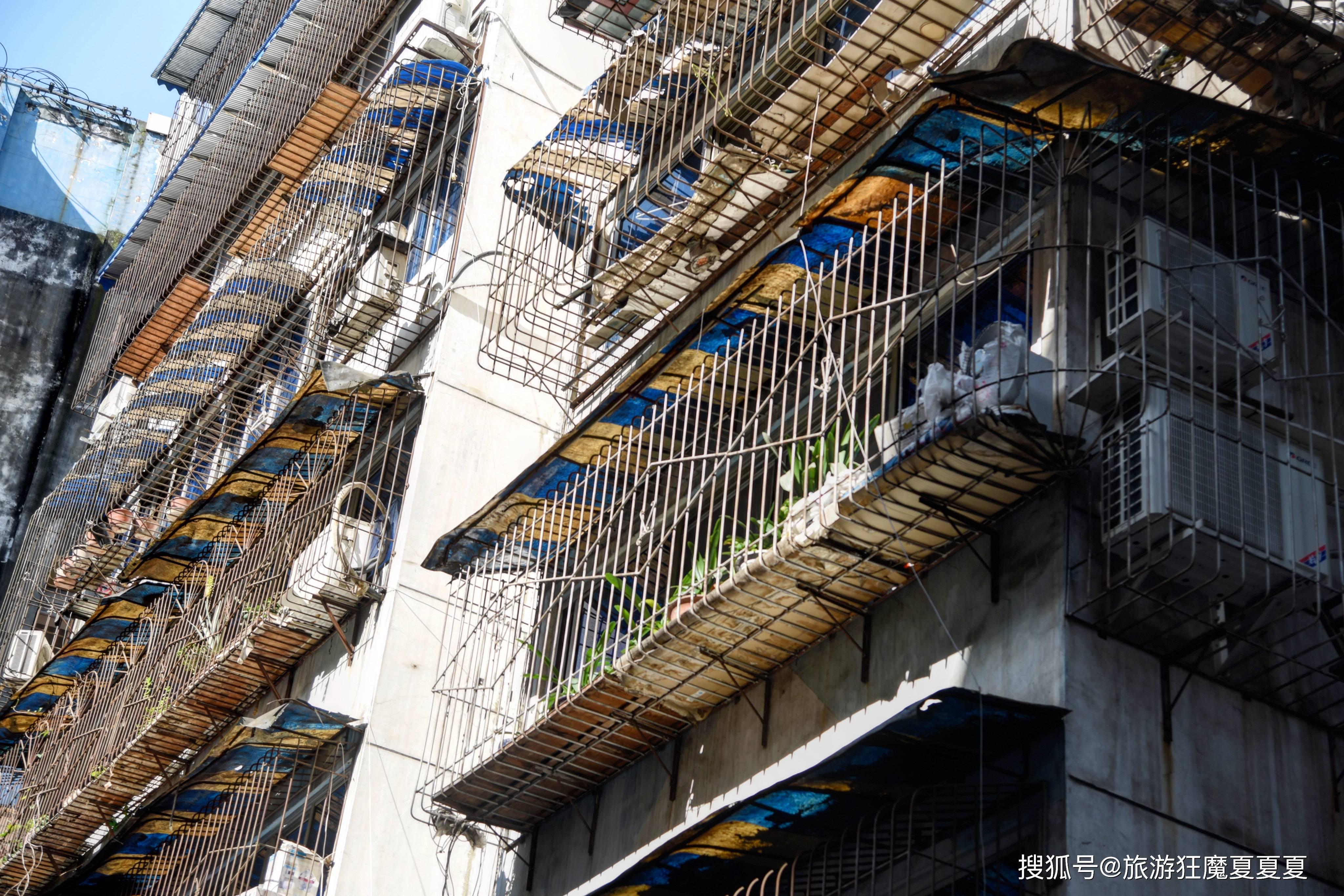 """成都市区的老破小区,竟然变成了""""网红打卡地"""",还认得出来吗?"""