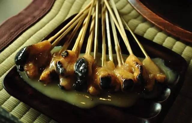 你的京都美食地图上,别漏了这些千年老字号