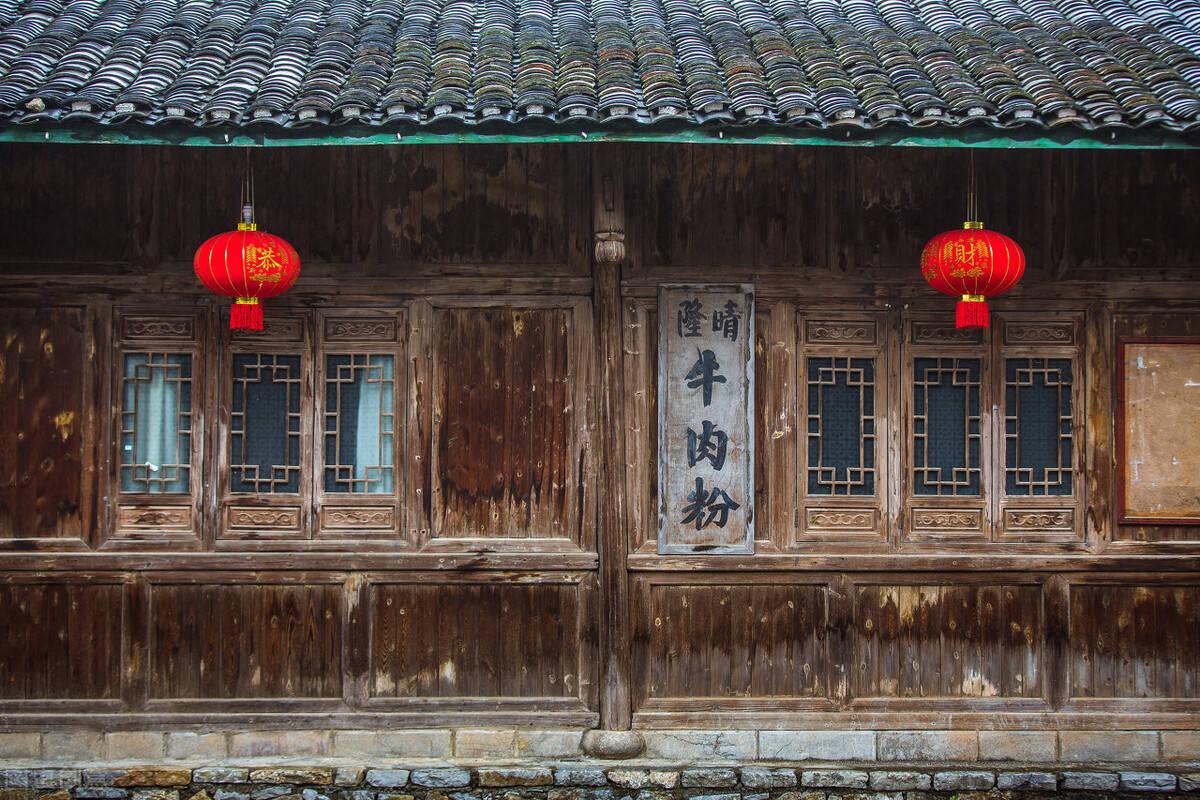 这4个冷门的古村落,景美幽静,是你五月出行的必备选择