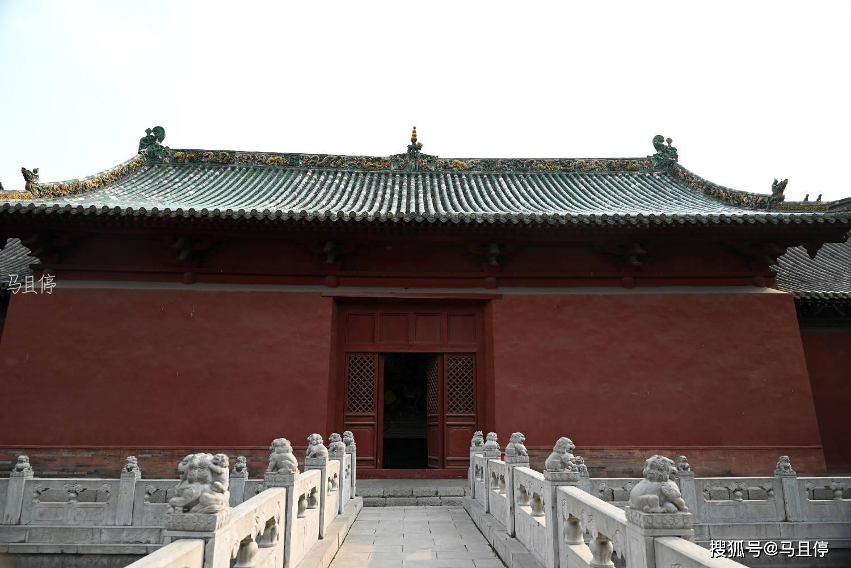 山西默默无闻的城市,却占据着中国古建筑半壁江山,五月值得去旅行