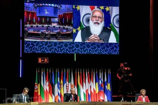 辉煌娱乐网上平台:欧盟盯上印度,欲携手对抗中国?不简单,欧盟的野心正瞄准亚太