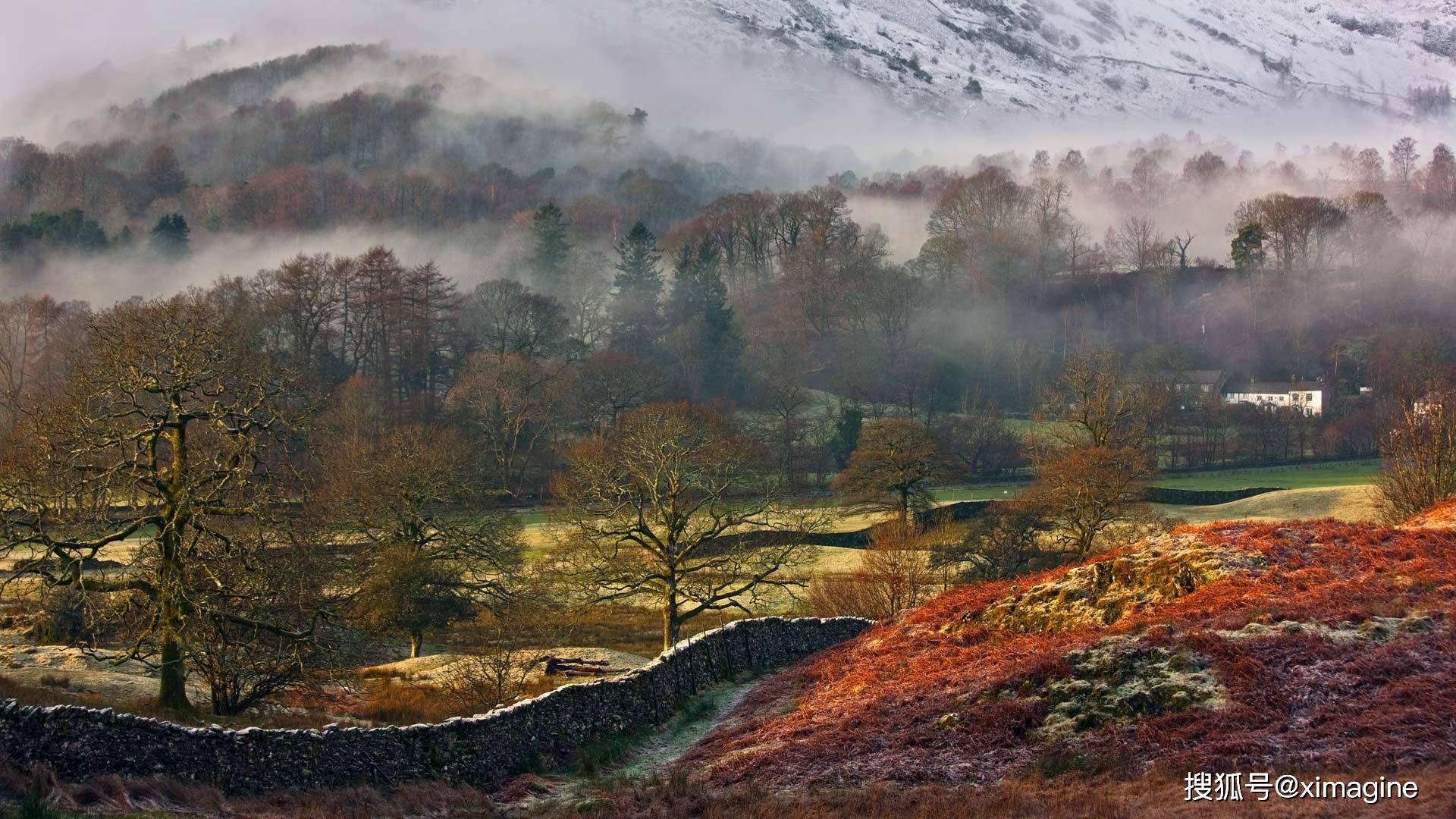 风景壁纸图片欣赏 自然风光摄影图集