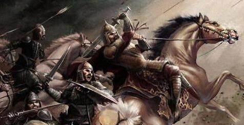 古代三大战神,个个威震华夏,战斗力爆表,第一无人能敌