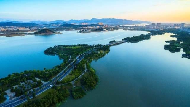 杭州美到让人心醉的湖,不是西湖,而是西湖的姊妹湖