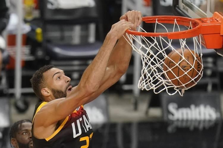 法国公布奥运男篮名单 戈贝尔领衔5位NBA球员入选