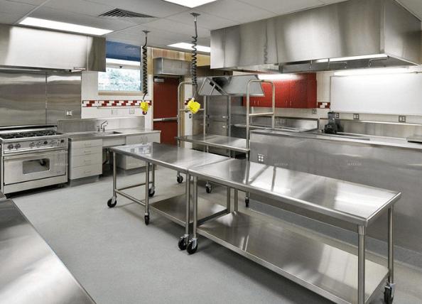 分享酒店厨房设计方案