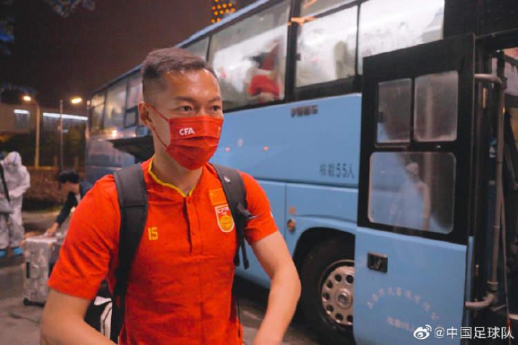 吴曦将在国足肩负承上启下重任 对手盛赞其中国顶级