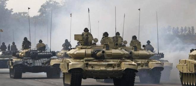 军购大单即将诞生, 印度又要爆买, 这次换成陆军, 却有一个难题