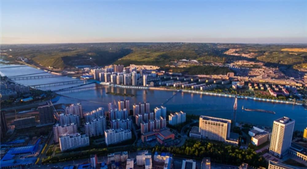 西北第一县GDP高达1294亿,超全球48%国家,人均GDP超韩国