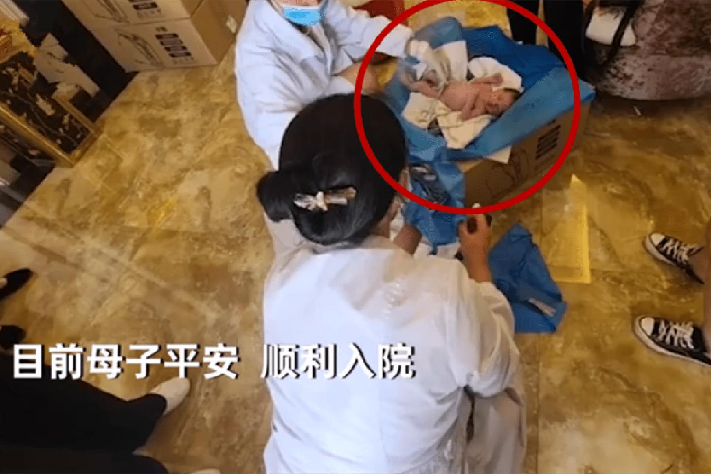 云南女子酒店开房 裤腿中突然掉出个娃 孕晚期急产不是闹着玩的-家庭网
