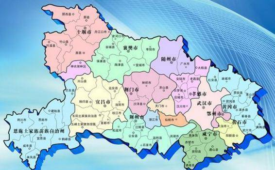 """湖北省一个市,人口超1100万,素有""""九省通衢""""之称!"""
