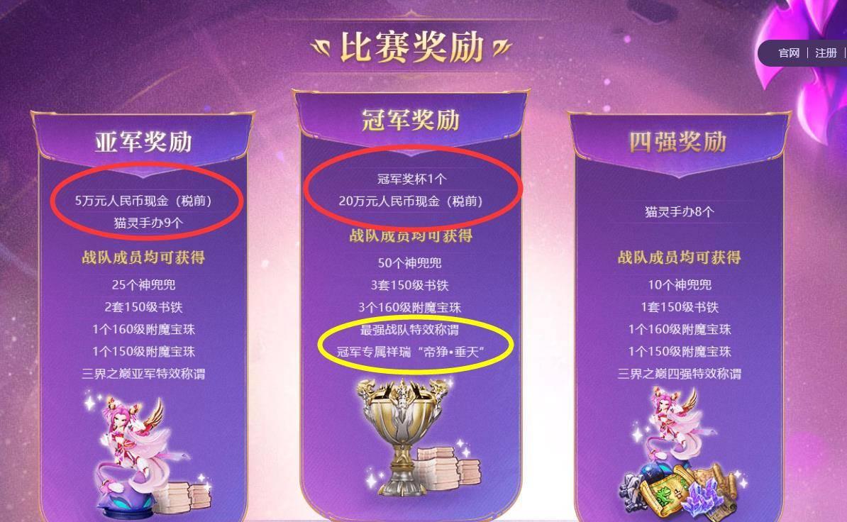 梦幻西游:群雄逐鹿冠军杯引入新BAN选机制,可同时禁选3个门派!                                   图2