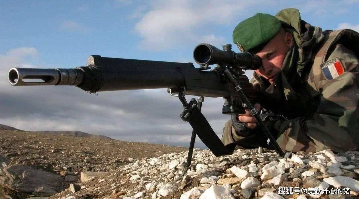 狙击手宁愿暴露自己的位置,也不愿意用消音器,这