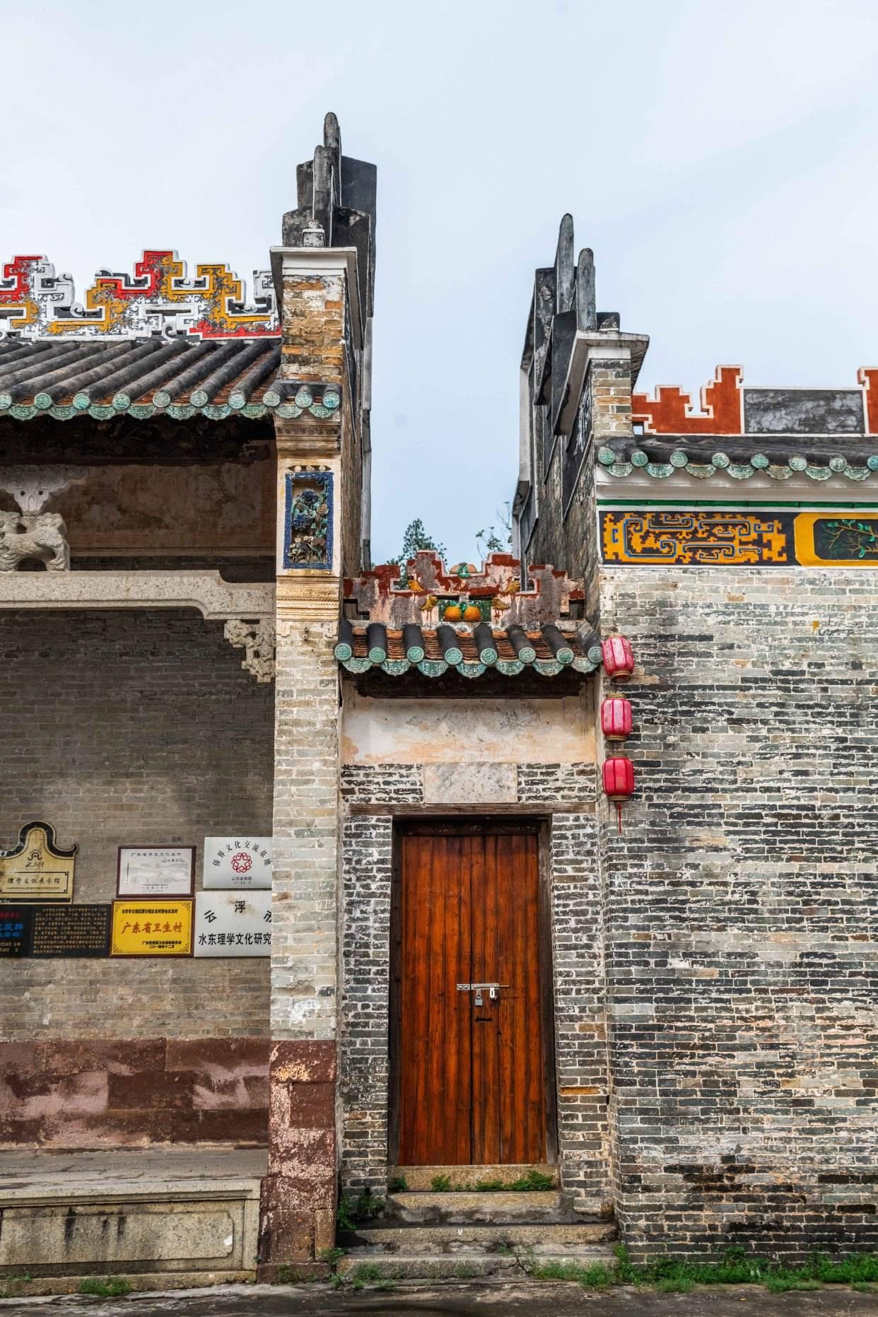 广东此古村超有趣,有徽派韵味,同时也有岭南特色,你知道为何吗
