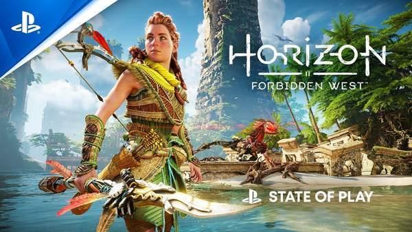 "PS4《地平线:西部禁域》画质表现""不俗"" 将会有全新设计近战系统"
