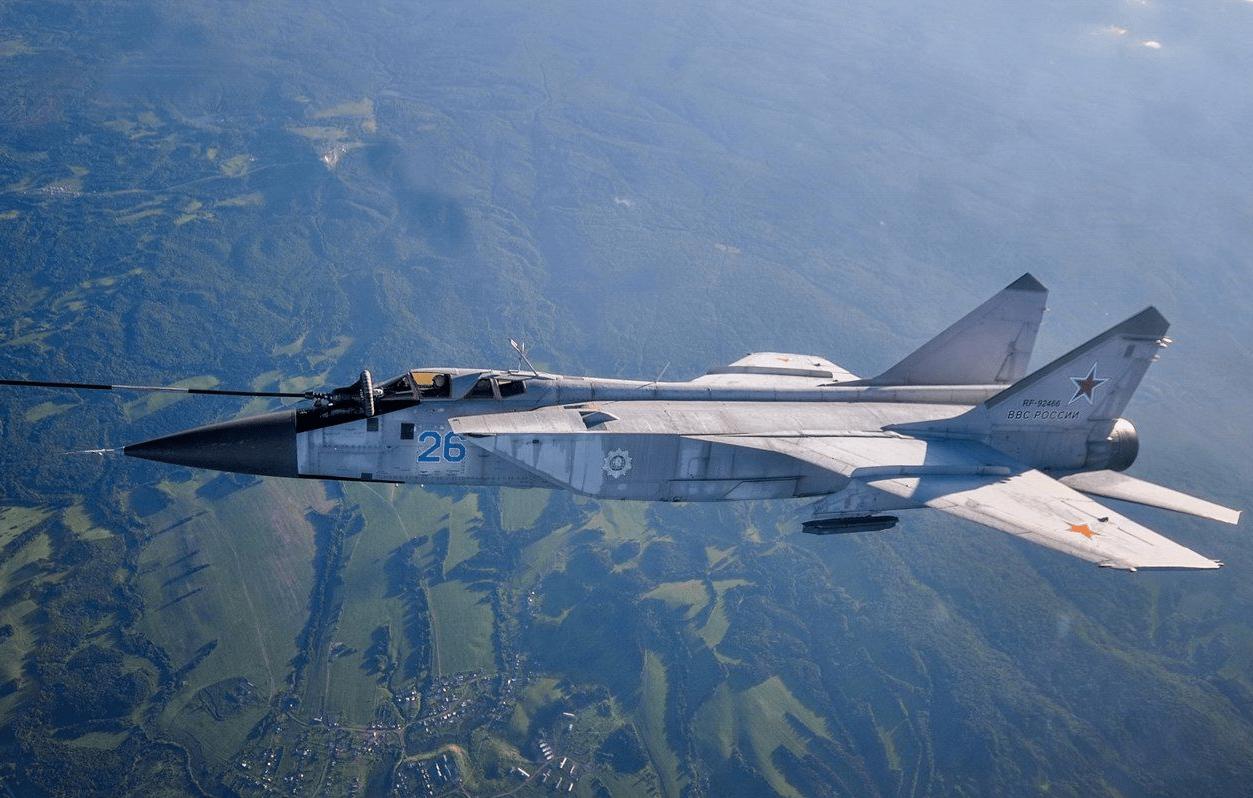 """俄罗斯的""""航母杀手"""",速度达10马赫,发射它的战"""
