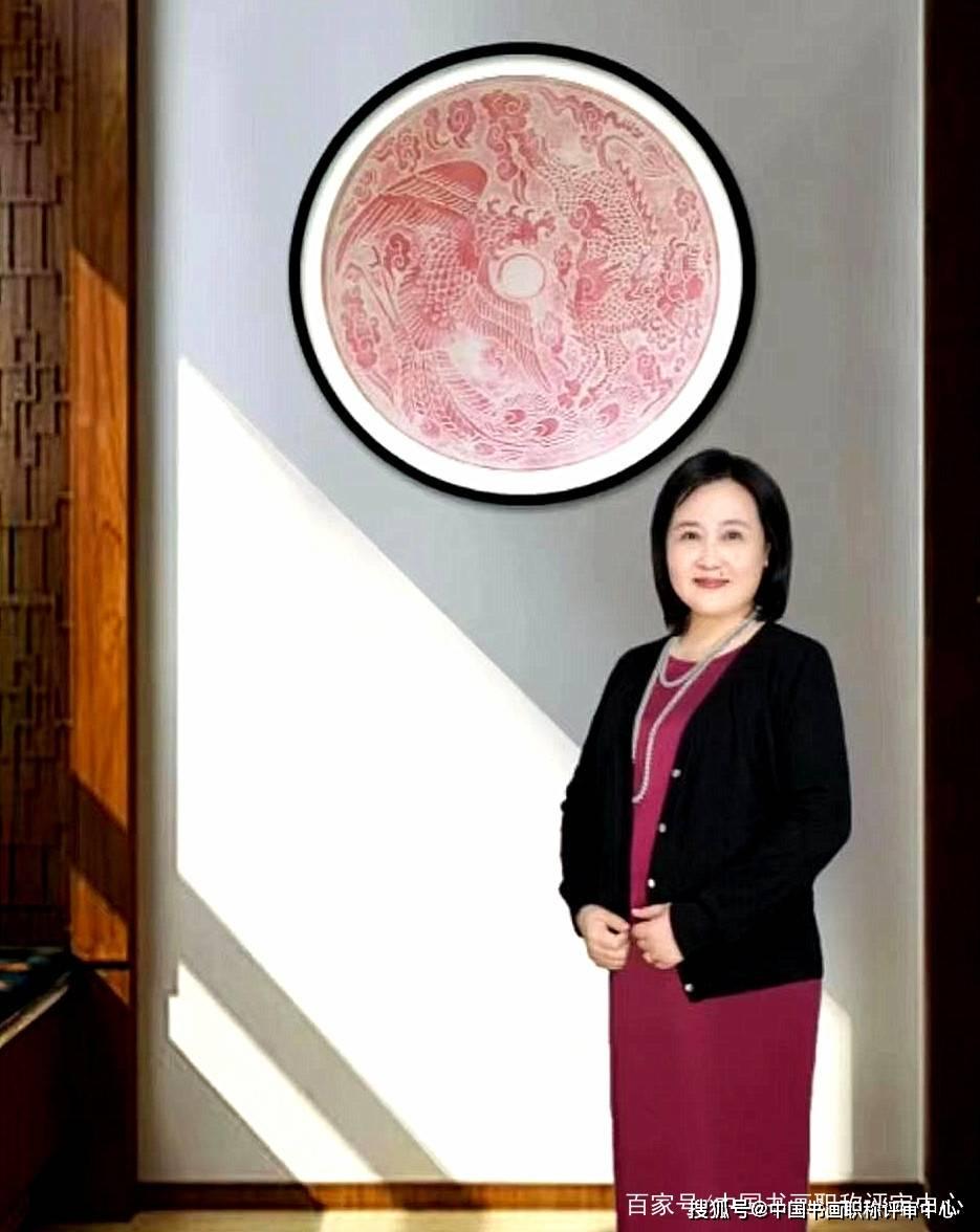 国礼艺术家—潘淑琴