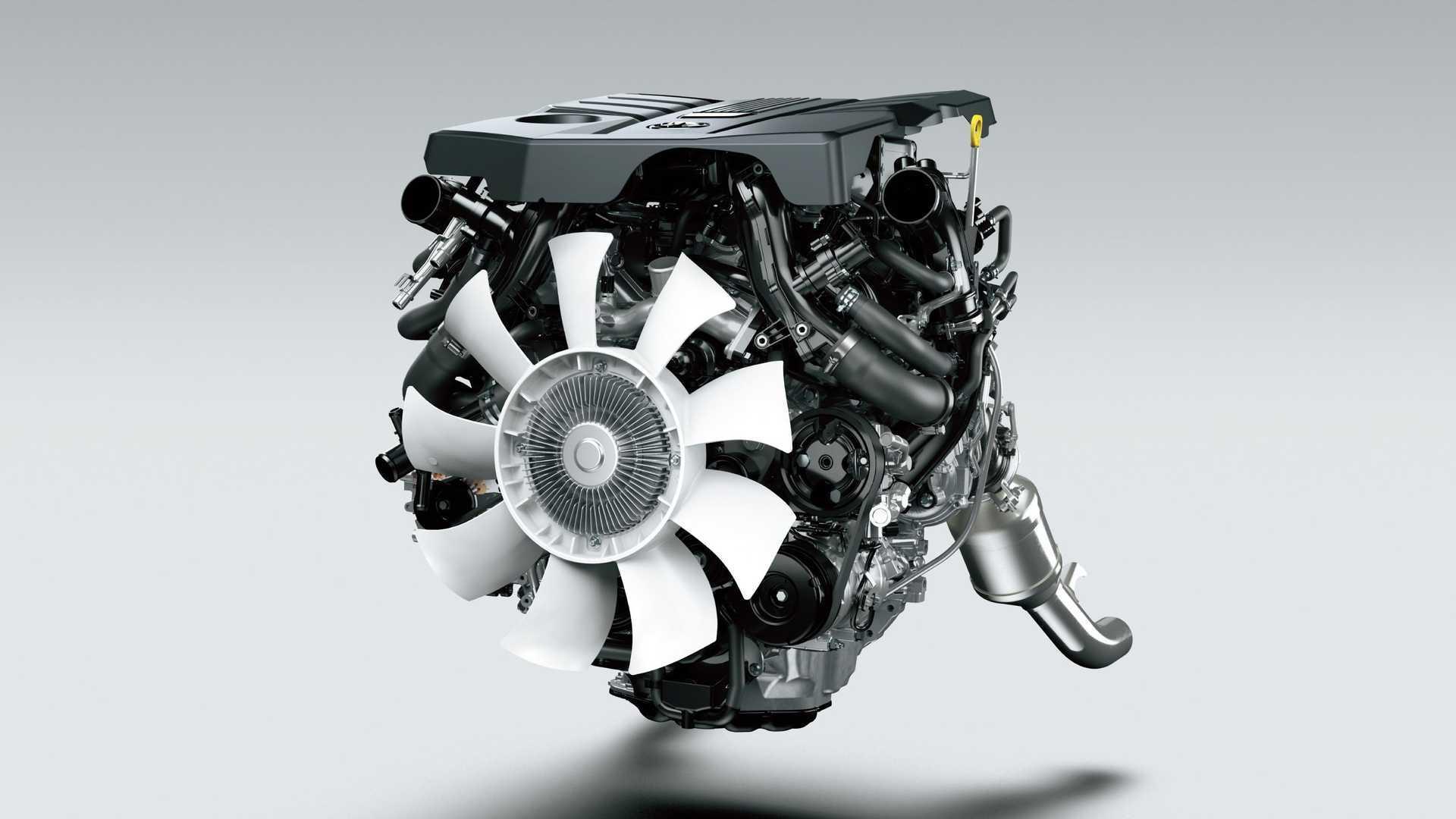 豐田全新陸地巡洋艦正式亮相,配3.5T V6引擎+10AT變速箱,內飾大變樣更豪華